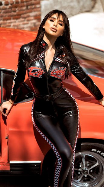 Start Your Engines! Costume, Sexy Racing Costume - Yandy.com