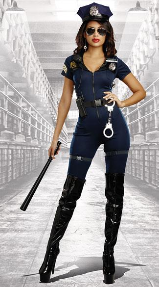 Halloween Cop Costumes