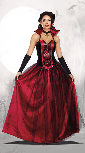 bloody beautiful vampire queen costume vampire costume