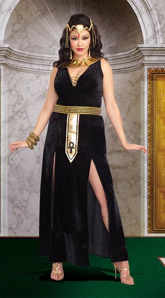 Plus Size Exquisite Cleopatra Costume, plus size Cleopatra costume ...