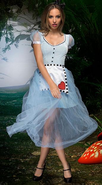 Alice Costume Sexy Alice Costume Wonderland Costume