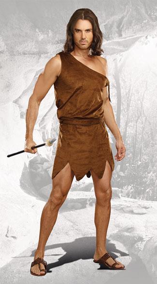 Men's Tarzan Costume, tarzan costume, men's caveman ...