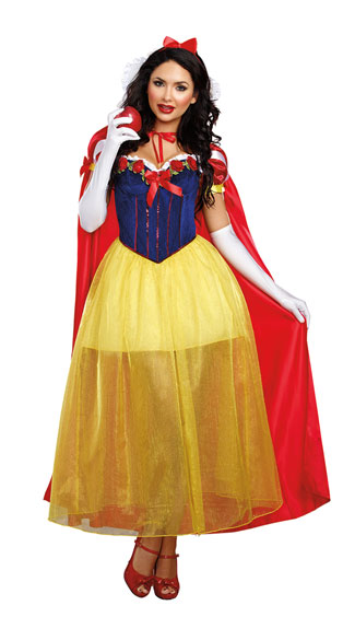 Happily Ever After Costume, princess costume, sexy princess costume, fairytale costume, sexy fairytale costume