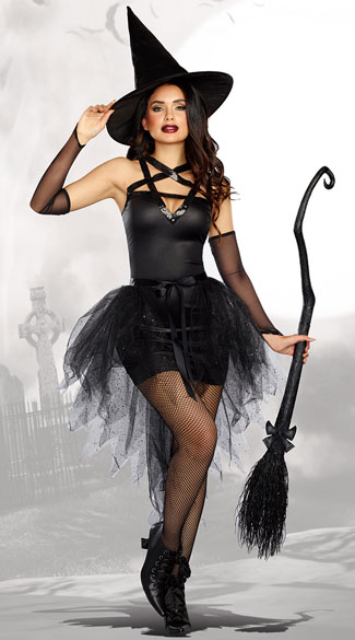 Wicked Wicked Witch Costume, Sexy Witch Costume - Yandy.com
