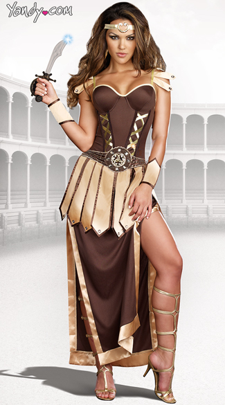 Remember The Trojans Costume