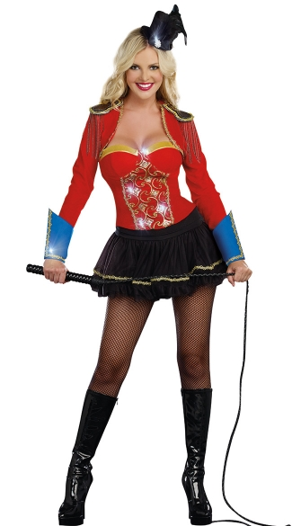 Big Top Showstopper Costume