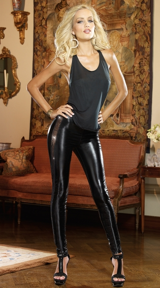 Hellfire Club Legging, Sequin Leggings