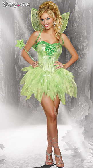 Fairy-licious Costume, Fairy Dress Costume, Fantasy Fairy Costume