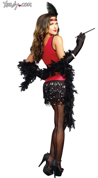 What\'s Shakin\' Flapper Costume