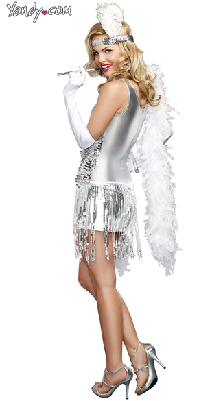 Life\'s A Party Flapper Costume