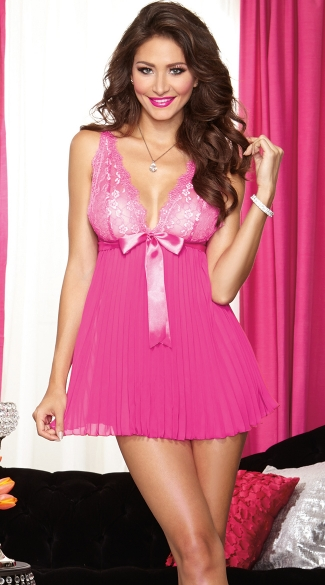 Beauty Babydoll Set