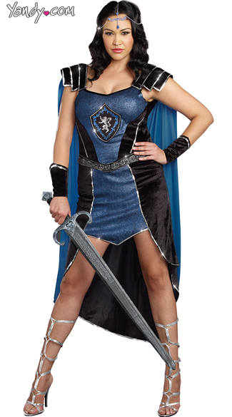 Plus Size King Slayer Costume