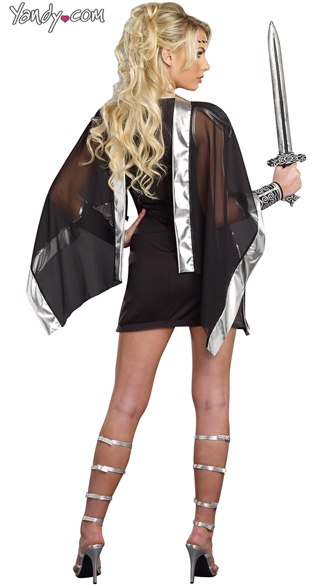 Convertible Glorious Gladiator Costume