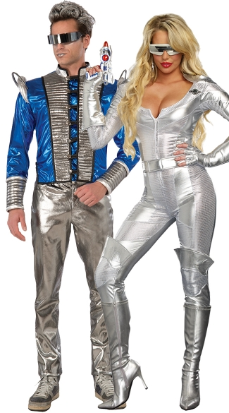 Space Age Couples Costume, Sexy Space Girl Costume, Space Wars Costume, Sexy Space Costume, Sexy Alien Costume, Men\'s Futuristic Jacket, Men\'s Jacket, Men\'s Space Costume