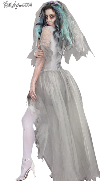 Bride Of Doom Costume