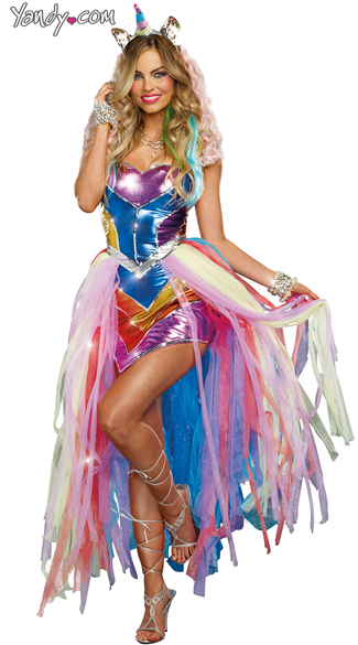 Unicorn Fantasy Costume
