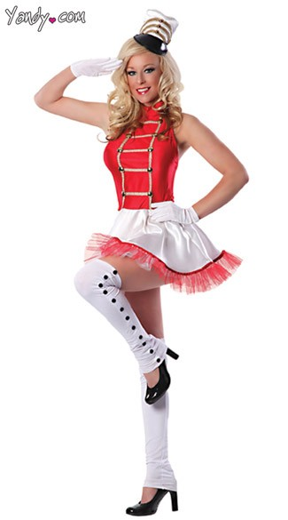 Toy Soldier Dress Costume