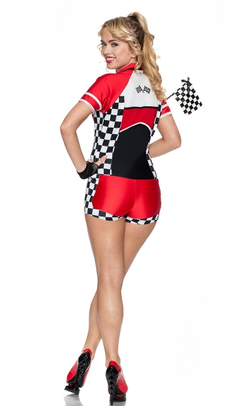 High Octane Racer Costume