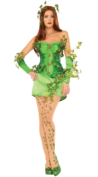 Deluxe Intoxicating Ivy Costume