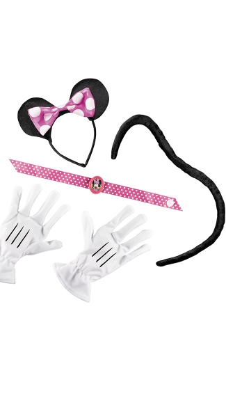 Minnie Mouse Accessory Kit