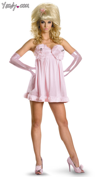 Austin Powers Fem Bot Costume, Fembot Costume, Fem Bot Costume, Austin Powers Movie Costume