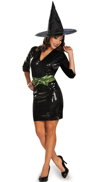 Shimmery Good Witch Costume