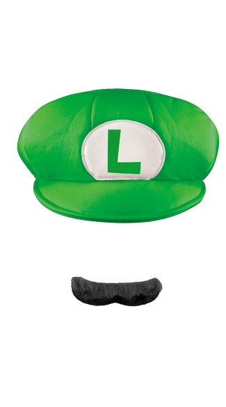 Luigi Brother Costume Kit, Adult Superhero Costumes, Great Halloween Costumes