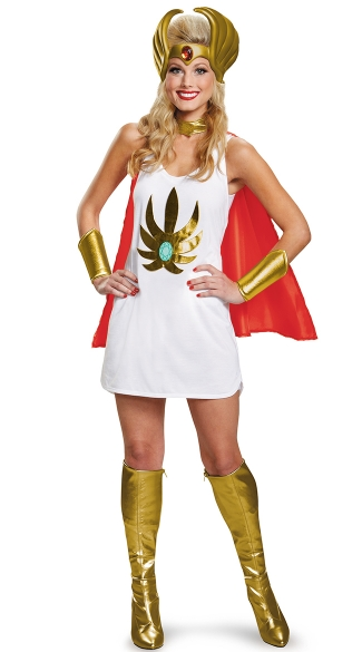 She-Ra Costume Kit