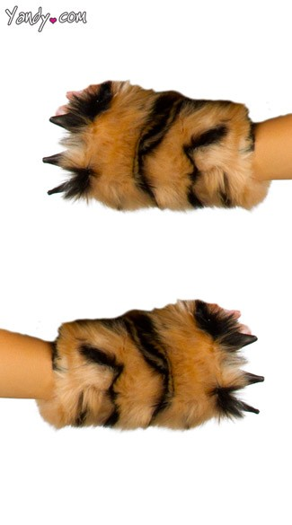 Deluxe Sabertooth Gloves