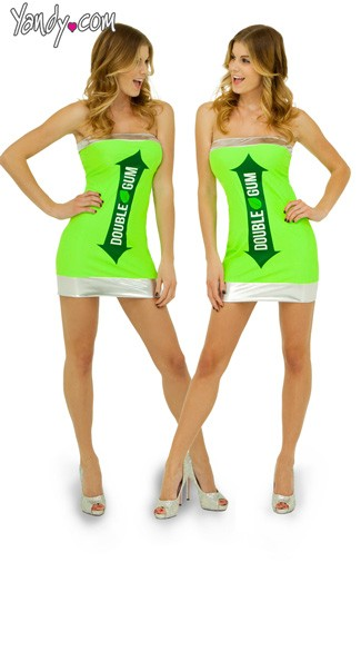 Double Gum Costume