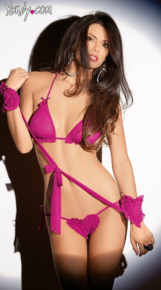 Love Spell Lingerie Set