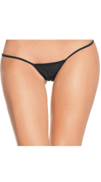 Micro G-String, Low Cut G String, Micro Thong