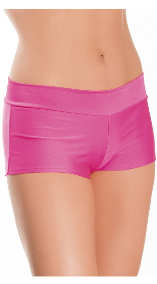 Basic Stretch Boy Shorts, Cheeky Cut Boyshorts