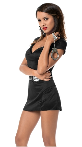 Sexy Bedroom Officer Costume