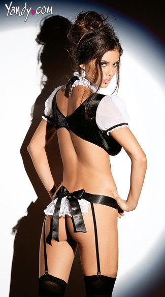 Upstairs Maid Lingerie Set