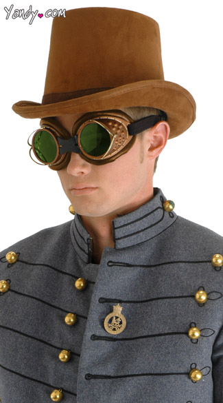 Machinest Steam Punk Goggles