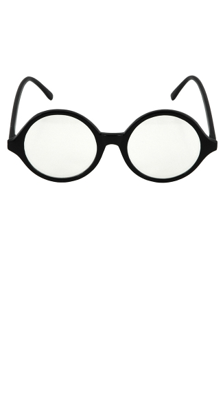 Round Glasses, Costume Glasses