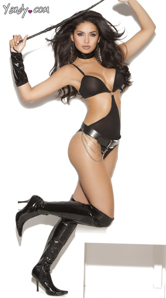 Domina Teddy Set