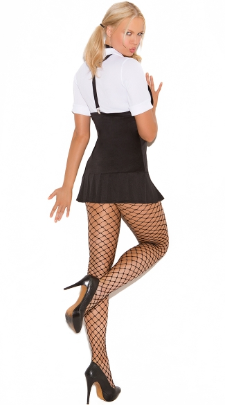Plus Size Business School Girl Costume