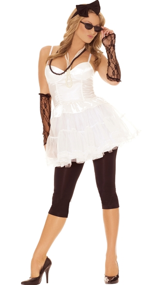 80\'s Rock Star Chic Costume