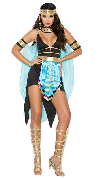 Sexy Queen Of The Nile Costume, sexy Egyptian costume - Yandy.com