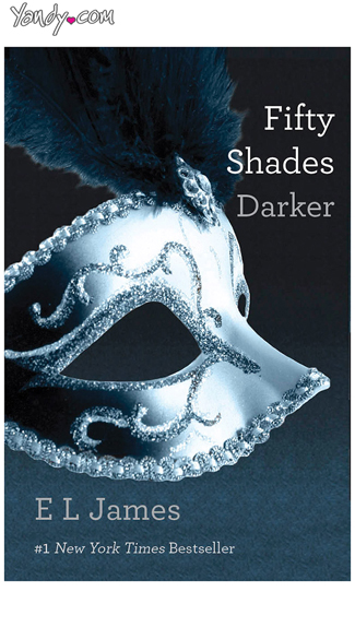 Fifty Shades Darker Book Vol 2