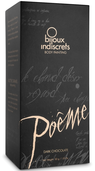 Poeme Body Paint Dark Chocolate
