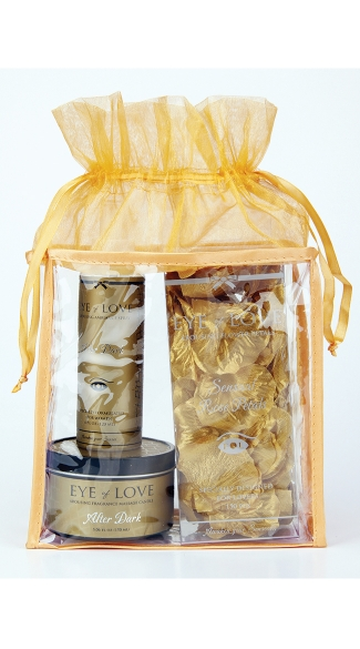 Gold Eye Of Love Pheromone Infused Gift Set