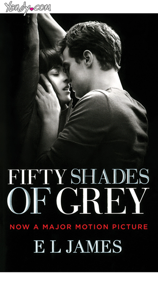 Fifty Shades Of Grey Book Vol 1