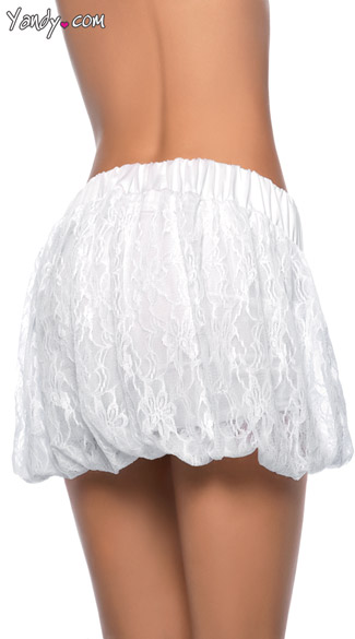 Pretty Summer Mini Skirt