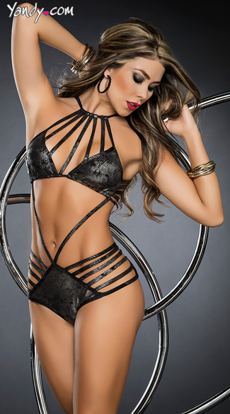Wild Child Strappy Teddy
