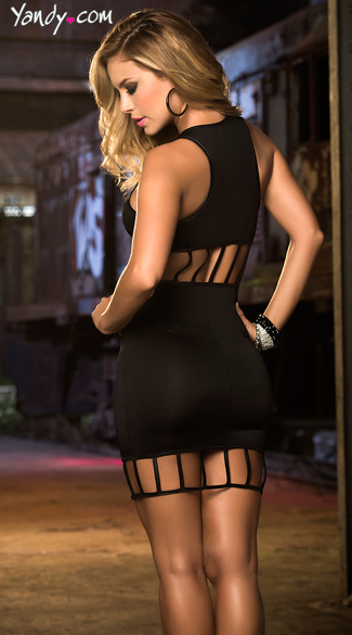 Sultry Diva Dress