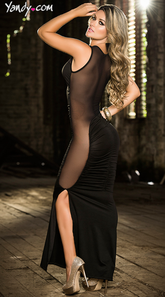 Seductive Sweetheart Gown
