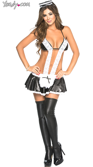 Clean My Mess Maid Costume